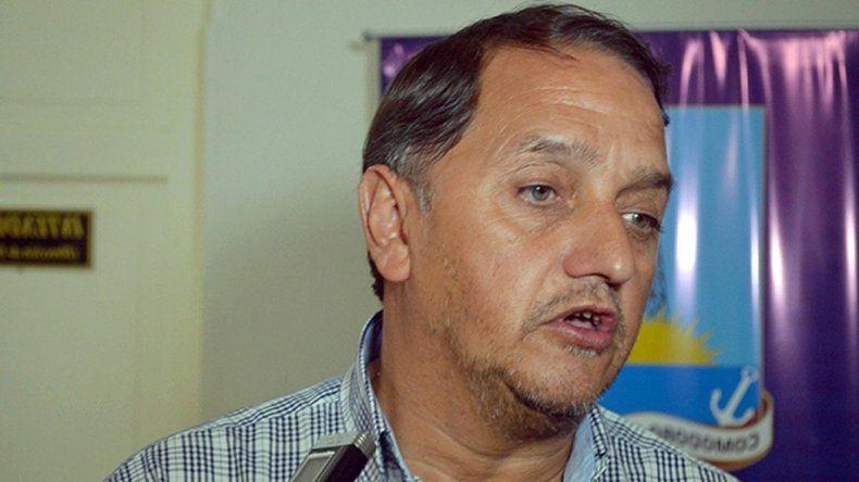 Carlos Linares asumirá como intendente de Comodoro Rivadavia.
