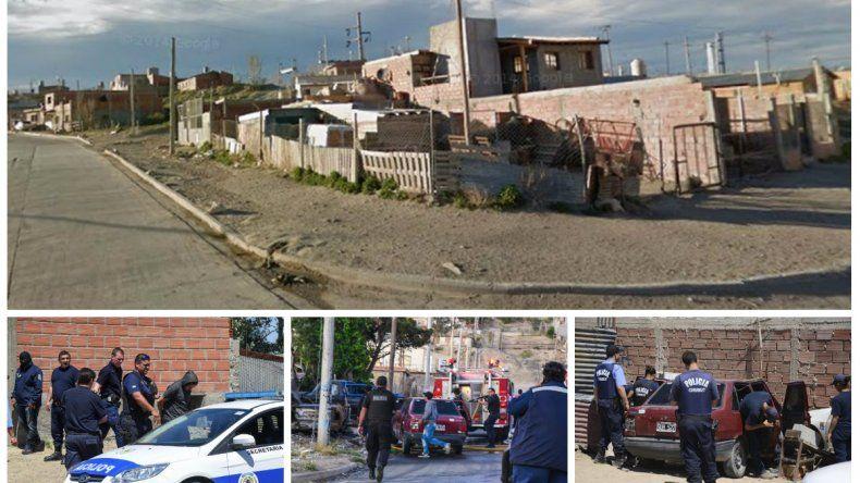 Secuestraron un auto por el crimen de Anahí Copa