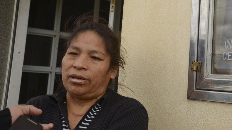 Sandra Copa sostuvo que los tiroteos contra la casa de los Nieves eran constantes durante las noches y que en la casa de su hija tenían que tirarse constantemente al suelo al escuchar detonaciones.