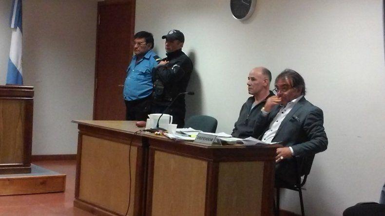 La fiscalía y la querella ayer pidieron la culpabilidad de Lamonega por el triple crimen de Sarmiento.