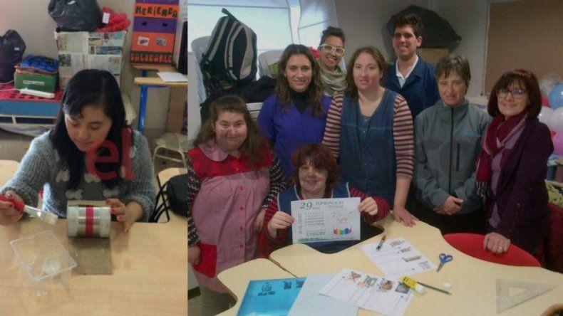 Organizan un Té Bingo solidario para construir un espacio para chicos con discapacidad