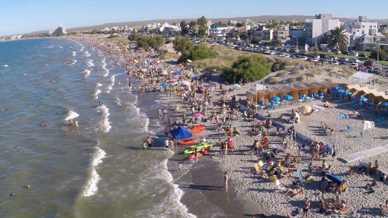 Insólito: se robaron todos los tachos de basura de la costanera