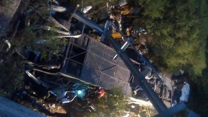Decretaron 24 horas de duelo nacional por la tragedia de Salta