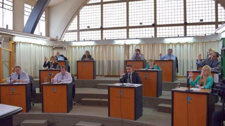El Concejo aprobó el Presupuesto 2016