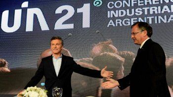 Macri realizó ayer una serie de anuncios económicos.