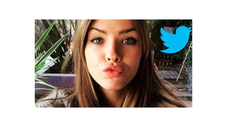 En medio del escándalo, la China Suárez tuiteó pero después lo borró