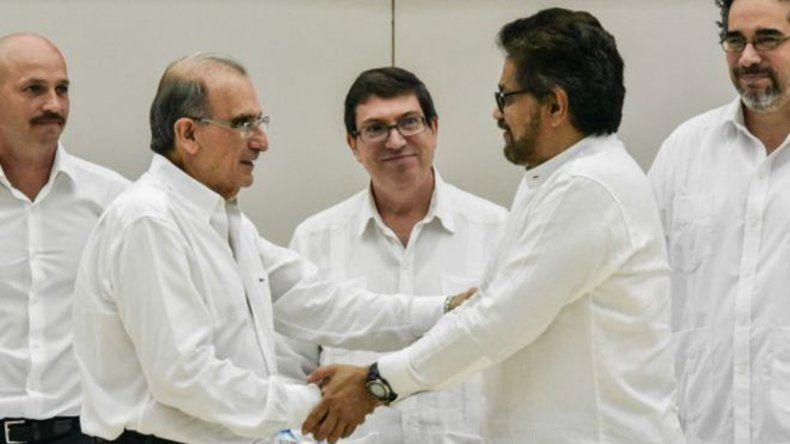 Este acuerdo pronostica el fin del conflicto