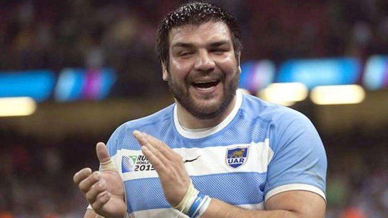 Ramiro Herrera fue uno de los jugadores fundamentales de Los Pumas en el Mundial de rugby de este año.
