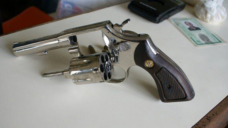 Le encontraron un arma a un paciente internado en Psiquiatría