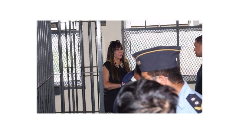 Ratificaron la prisión preventiva a Moria Casán por tenencia ilegal de drogas