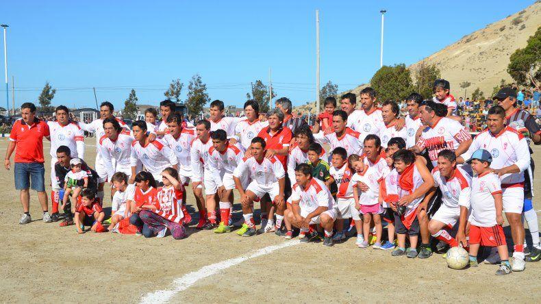 Huracán se coronó campeón de la división A de Senior.
