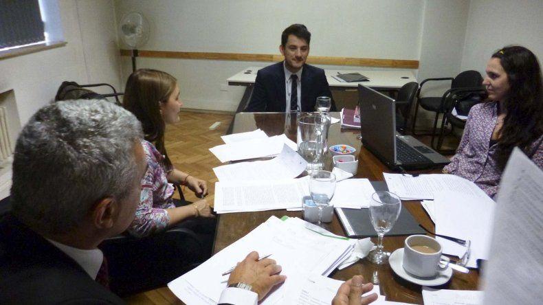 Cristian Ovalle se convirtió en el nuevo funcionario de la Fiscalía.