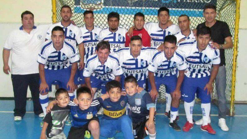 Yael Servicios jugará el año entrante en la división mayor del fútbol de salón de Comodoro Rivadavia.