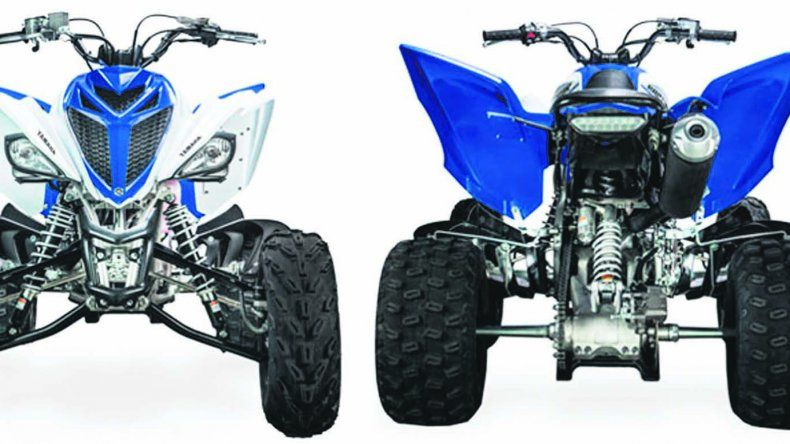 Yamaha produce el cuatriciclo Raptor 700 en Argentina