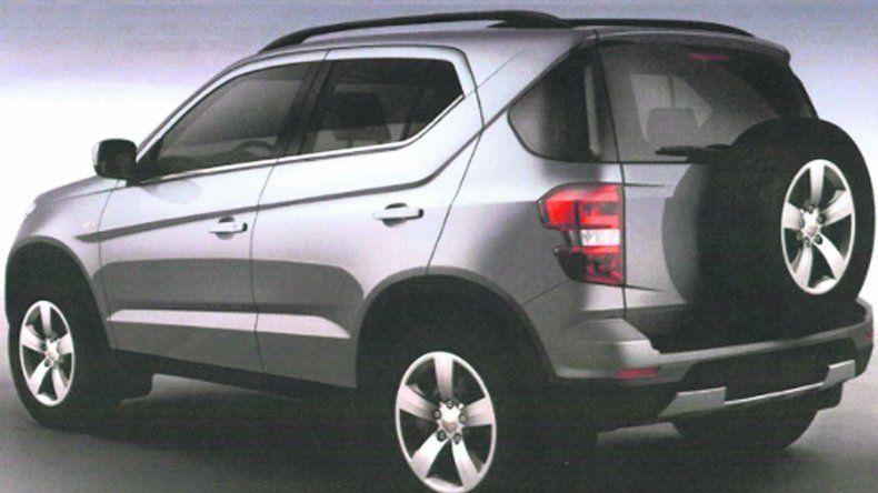 Un nuevo Chevrolet para  el segmento SUV chico