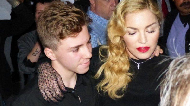 Madonna y su hijo cada vez más distanciados