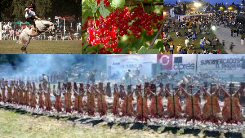 Chubut se prepara para las fiestas populares
