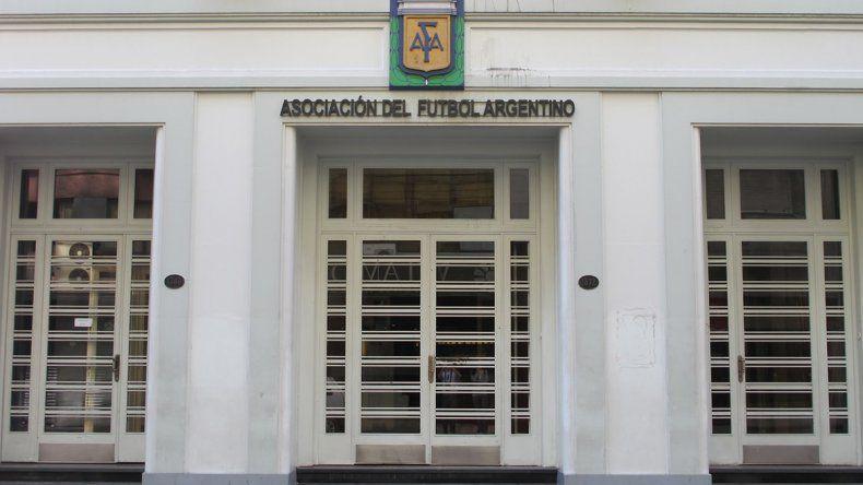 Suspenden las elecciones en AFA y anunciarían una comisión normalizadora