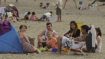 Comodoro registró 29° ayer y el nuevo año llegará con más calor