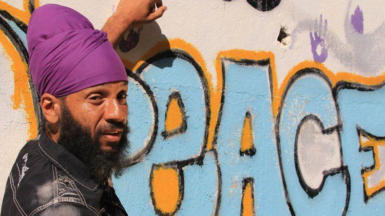 Fidel Nadal asegura que grabar Tek a ship en Jamaica fue el sueño del pibe.