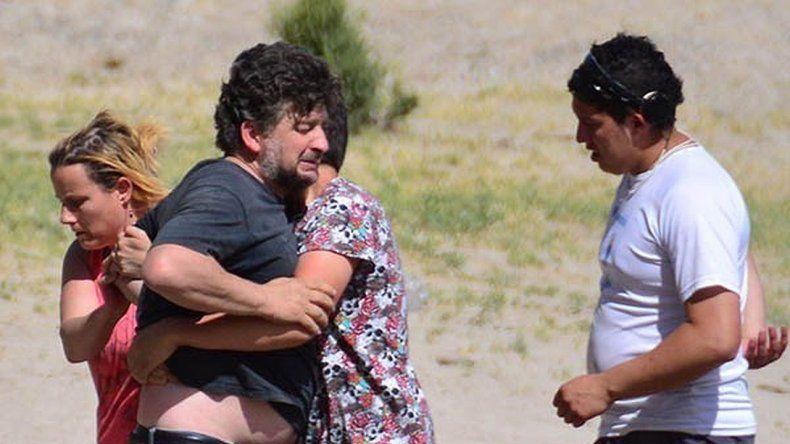 Salvó a su amiga que se ahogaba en el río, ahora buscan su cuerpo