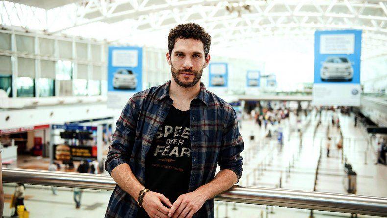 El actor Michel Noher conduce Hola y adiós