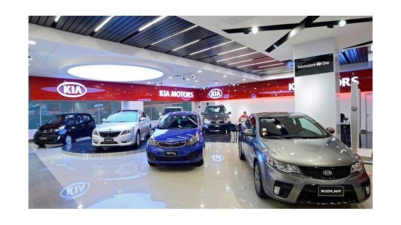 Venta de autos: el peor de los últimos 10 años