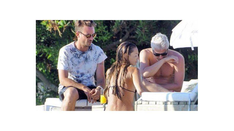 ¿Pampita y Chano Charpentier en un hotel de Punta del Este?