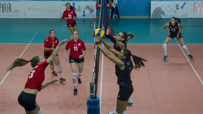 Argentina fue demasiado para Chile en un amistoso de preparación para el Preolímpico de vóleibol.