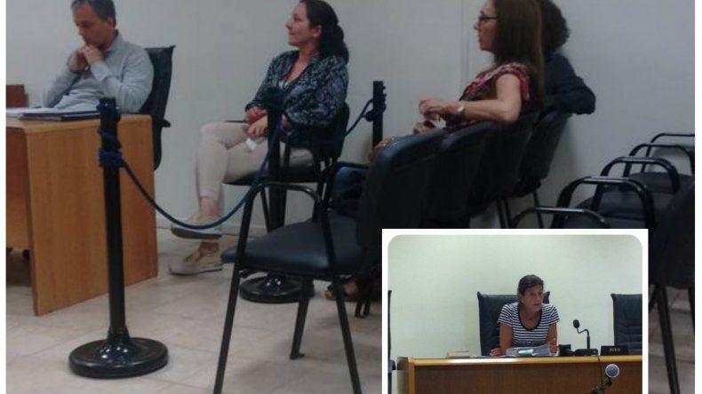 Hoy la juez penal Raquel Tasello le otorgó la prisión domiciliaria a Nadia Kesen.