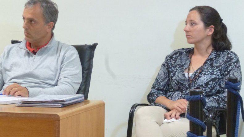 Le otorgaron la prisión domiciliaria a Nadia Kesen pero pedirán la revisión de la medida