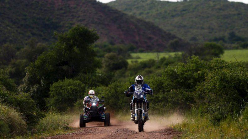 La competencia automovilística más dura de la tierra continuará hoy con su cuarta etapa.