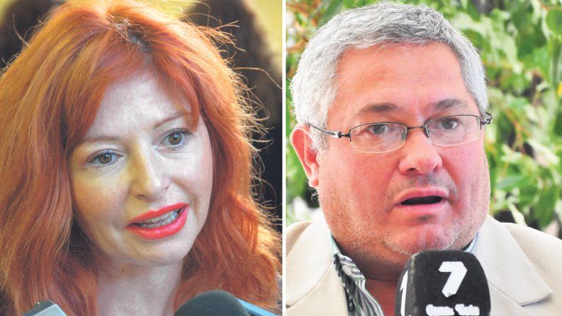 Rosa González y Claudio Mosqueira habían renunciado antes de que los acusaran de ñoquis.