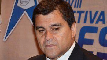 Gabriel Salazar, intendente de Río Mayo que afronta un conflicto gremial en su municipio.