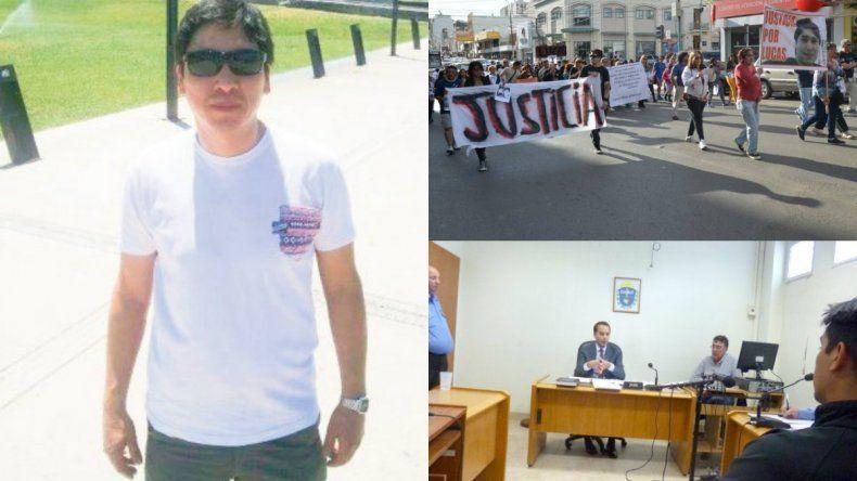 El viernes definen si Sebastián Cárdenas sigue en prisión
