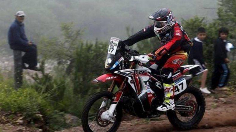 Benavides se subió al podio y Marcos Patronelli ganó la etapa