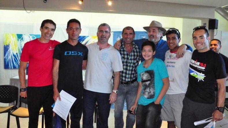 Los deportistas de Mediano y Alto Rendimiento planificaron el año 2016
