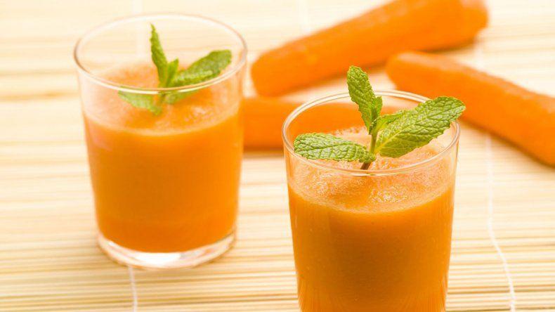 La zanahoria ofrece a nuestro cuerpo múltiples beneficios