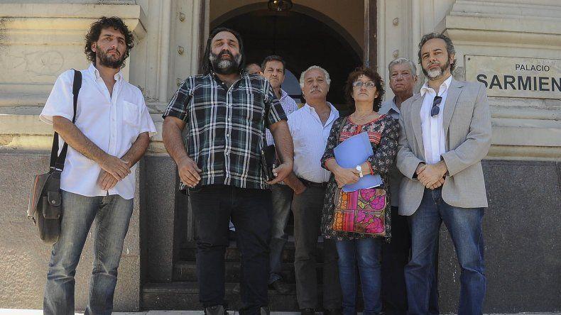 Representantes de gremios docentes se reunieron con Esteban Bullrich en marco de paritarias.