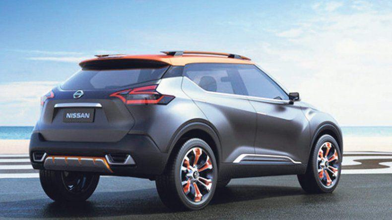 El Nissan Kicks será brasileño desde 2016