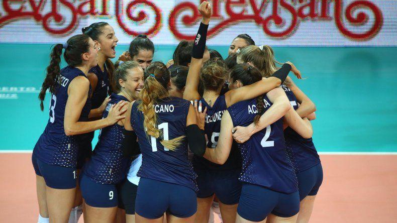 Argentina irá esta tarde por su tercera victoria consecutiva en el Preolímpico.