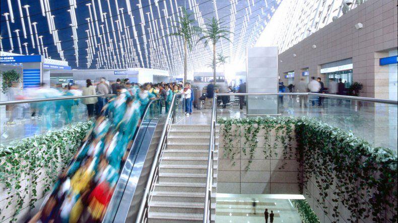 La ampliación se espera que traiga un respiro al gran flujo de pasajeros que pasan por allí.