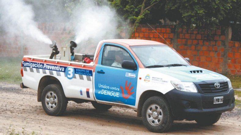 En provincias norteñas se lleva adelante una intensa campaña de prevención de dengue.