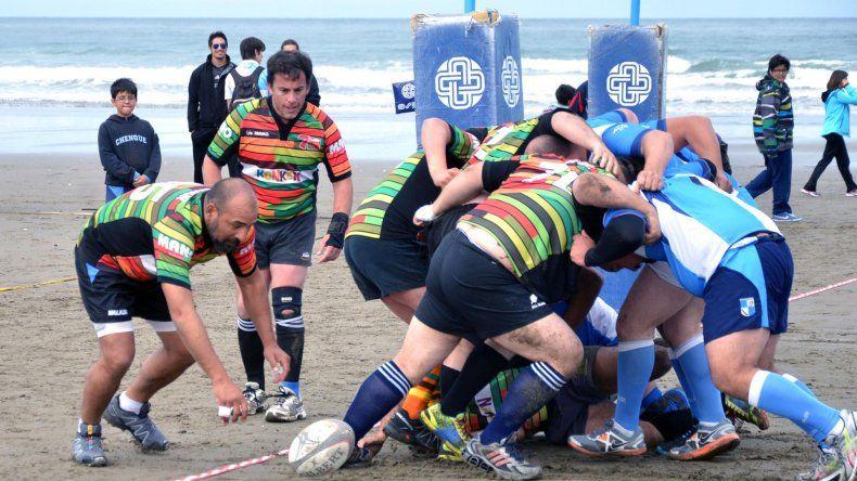 El sábado dará comienzo en Rada Tilly la XVI edición del Seven de Rugby de la Patagonia que organiza Chenque RC.