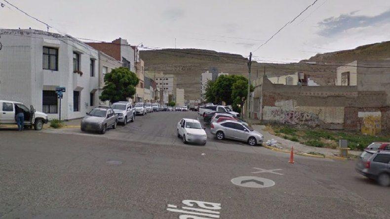 Tres detenidos por robar cubiertas en el centro de Comodoro