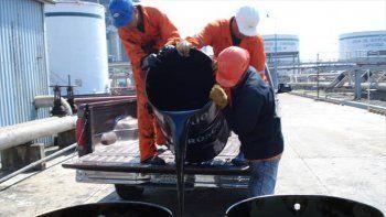 el precio del petroleo comenzo la jornada con bajas