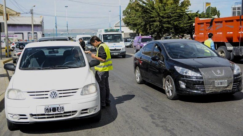 El municipio volvió a realizar controles para detectar contribuyentes morosos