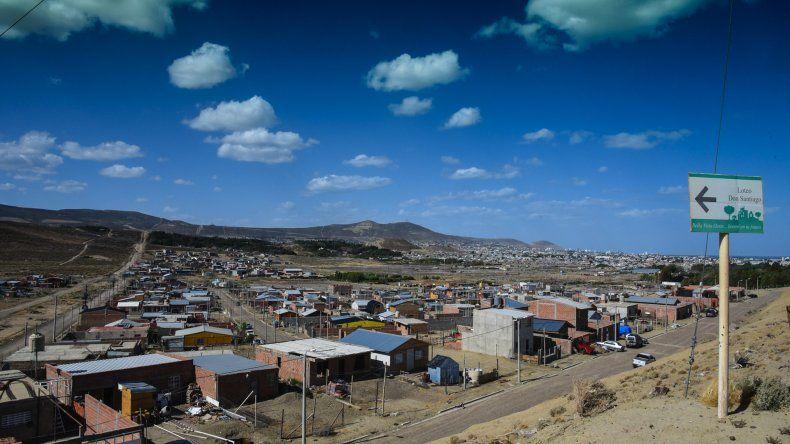 Paisajes de Comodoro. Foto: Mauricio Macretti / El Patagónico