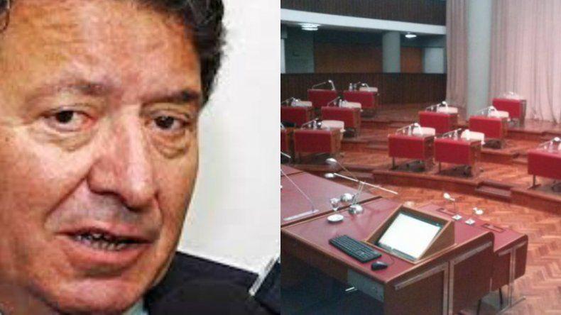 Se cayó la sesión en la Legislatura para tratar la Emergencia Económica