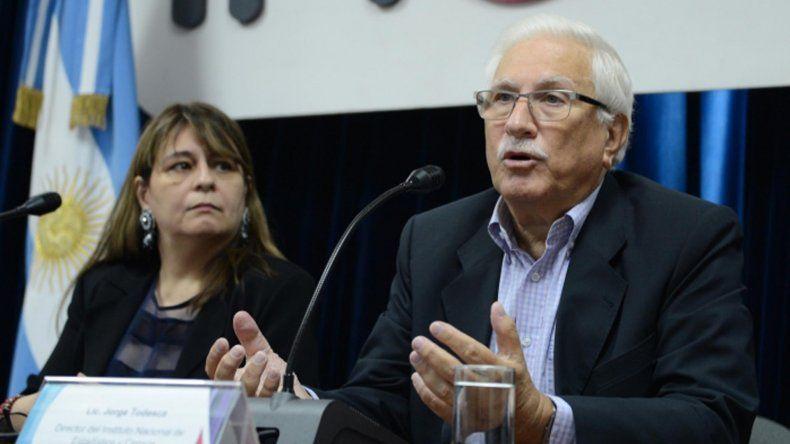 Bevacqua y Todesca informaron sobre el funcionamiento del INDEC.